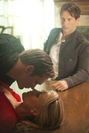 True Blood Spoilers: Are Sookie, Bill and Eric Still in a Love Triangle?