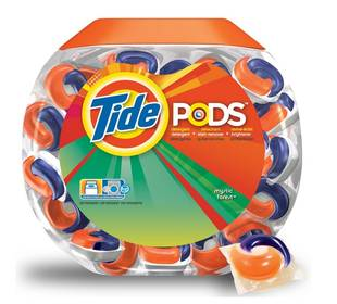 1-Year-Old May Have Died After Ingesting a Laundry Detergent Pod