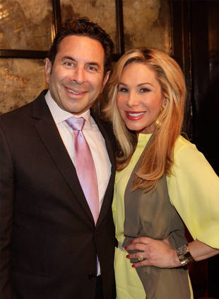 "Adrienne Maloof and Paul Nassif Resolve Divorce: ""We Are Moving Forward"""
