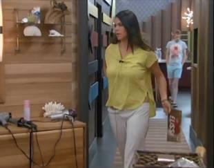 "Big Brother 15: Bully Amanda ""Torturing"" Elissa on Behalf of America"