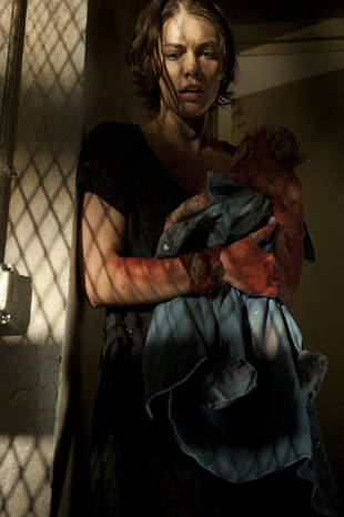 """The Walking Dead's Judith Is """"100 Percent Shane's Baby"""""""