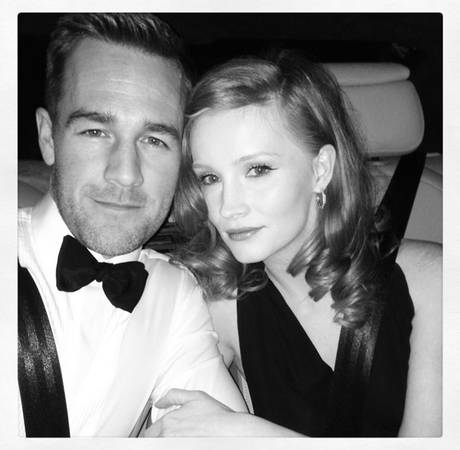 James Van Der Beek and Wife Kimberly Expecting Third Baby
