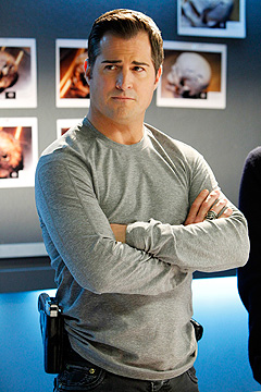 CSI's George Eads on Leave From Show After Fight With (Pregnant) Writer