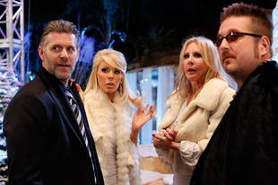 Vicki Gunvalson on Son-in-Law Ryan: I Don't Let Him Walk All Over Me