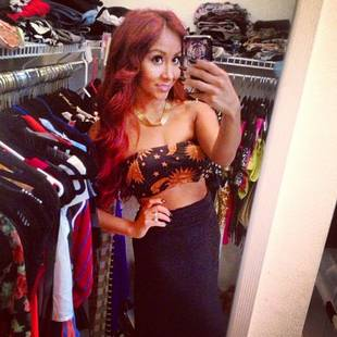 Snooki Shows Off WHAT on Her Chest? (PHOTO)