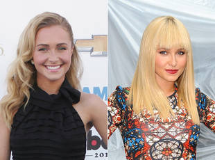 Hayden Panettiere Debuts Edgy New Hair: See Her Dramatic Transformation (PHOTOS)