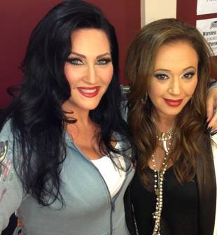 Leah Remini Files Missing Person Report For Scientology Leader's Wife (UPDATE)