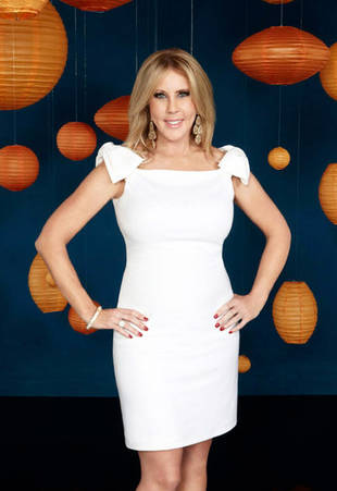 "Vicki Gunvalson on the RHOC Season 8 Reunion: ""I Vomited Three Times!"""