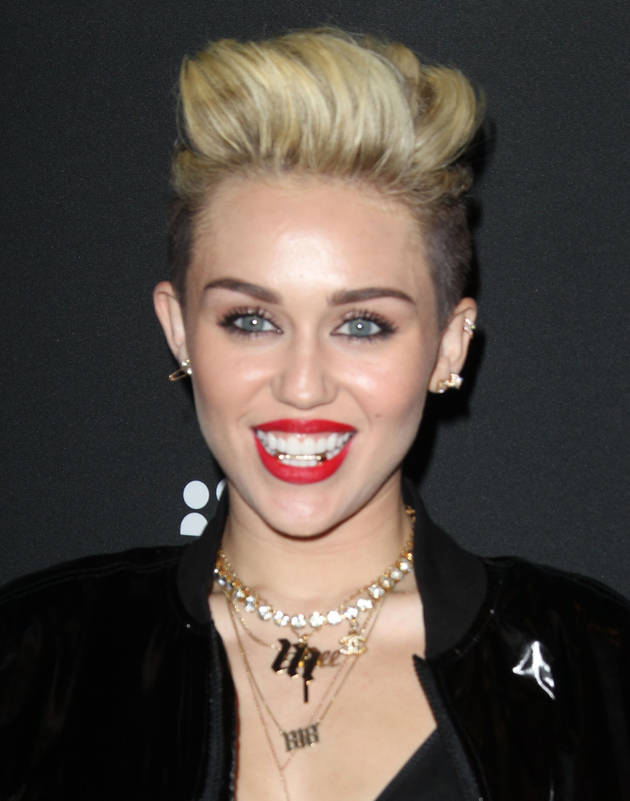 Miley Cyrus's 'Molly' Lyric Censored at the VMAs — But What the Heck Is Molly?