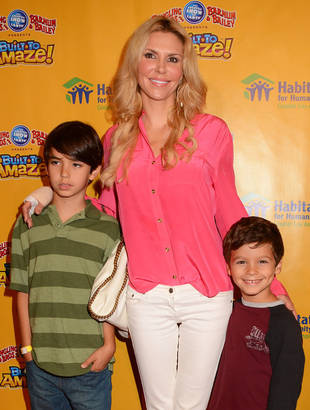 Brandi Glanville's Sons to be Played by Actors in Eddie and LeAnn's Show — Report