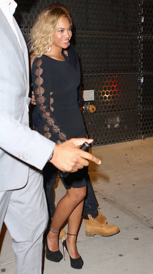 Beyonce and Jay Z Skip 2013 VMAs, But Attend After Party in Style (PHOTOS)