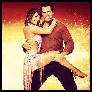 Dancing With the Stars' Cheryl Burke Tweets Season 6 Throwback! (PHOTO)