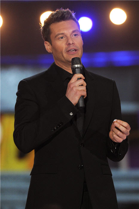 Ryan Seacrest Hosting NBC's Million Second Quiz