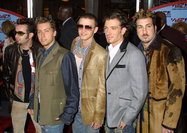 Justin Timberlake and 'N Sync to Reunite at the 2013 VMAs — Confirmed!