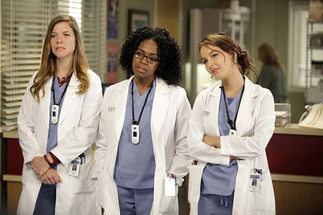 Which Grey's Anatomy Stars Did a Charlie's Angels Pose on Set? Adorable Alert! (PHOTO)