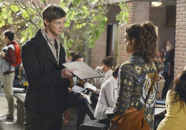 Pretty Little Little Liars Spoiler: Andrew is Back — Trouble for Spoby?!