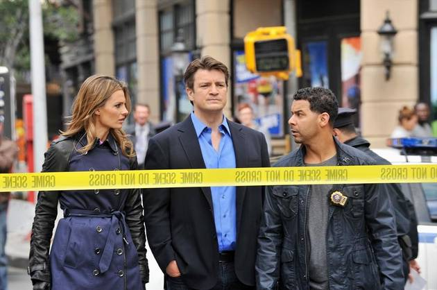 Castle Season 6 Spoiler: The 12th Precinct Time-Travels to the Future!