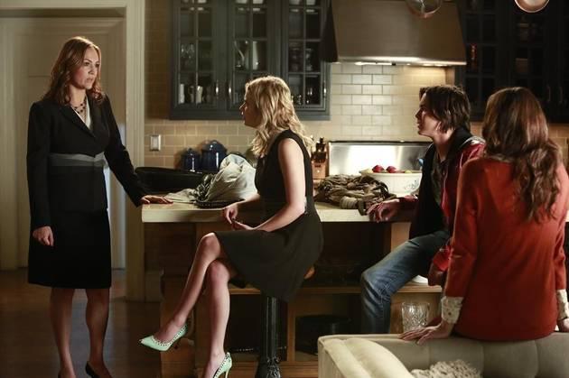 Pretty Little Liars Recap: Season 4, Episode 10 — Why So Shady, Wren?