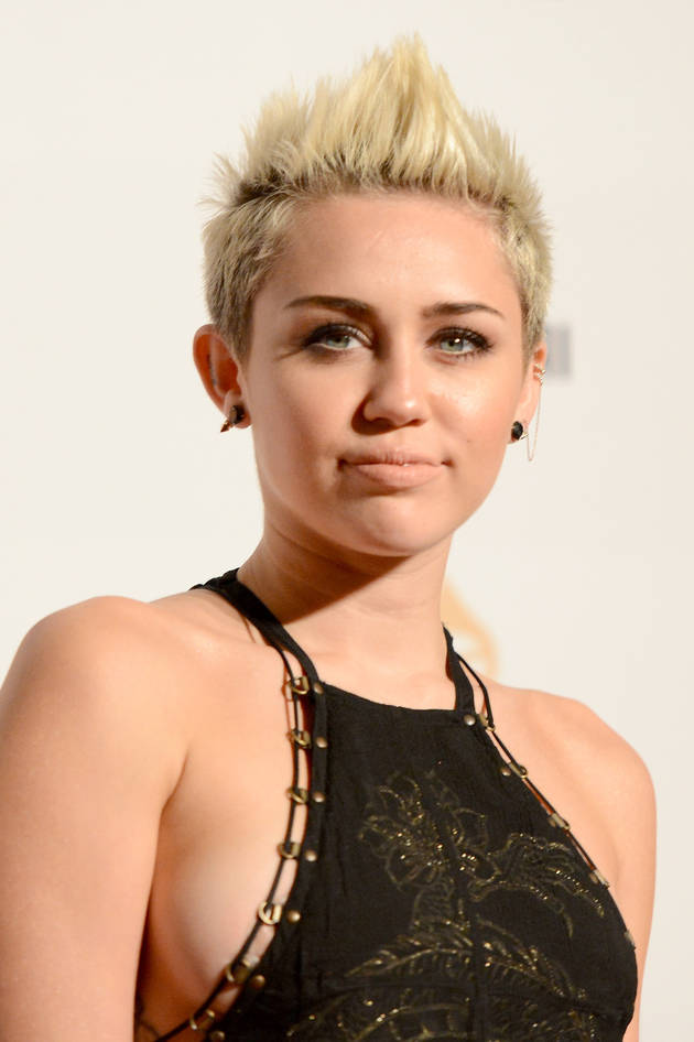 """Miley Cyrus to Fans Reminding Her She's White: """"You Can Stop, Bitch"""""""