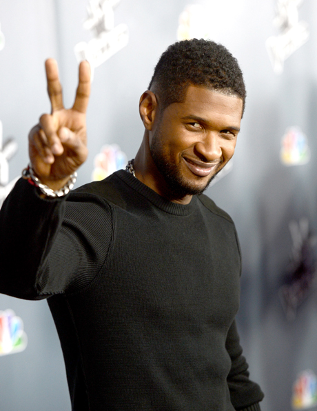"The Hero Who Saved Usher's Son Talks His Accident: ""Thank God I Was There"""