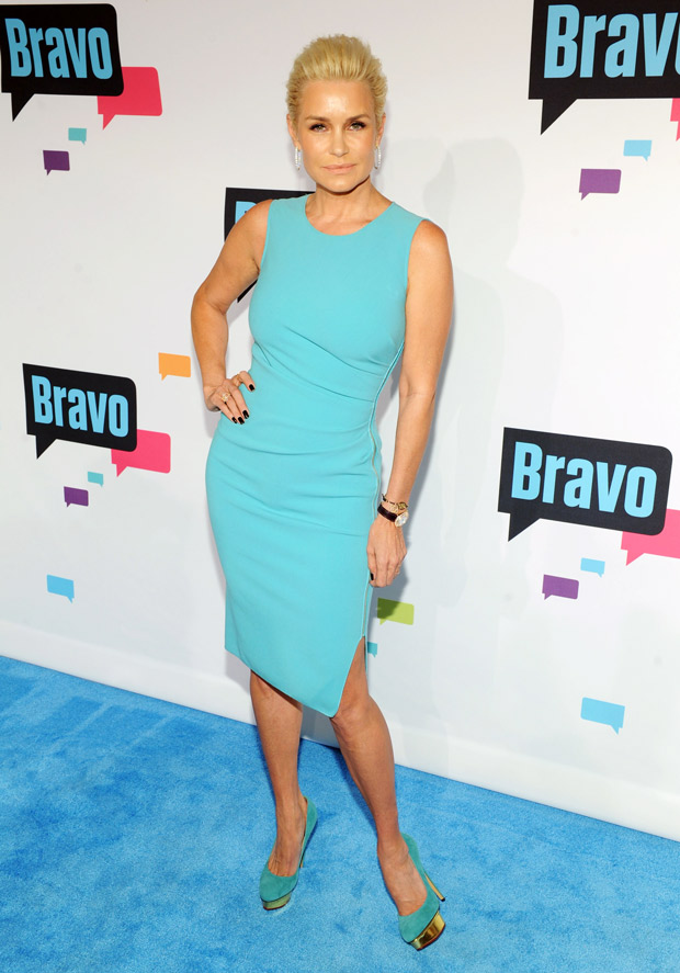 Yolanda Foster Looks Beautiful in Puerto Rico (PHOTO)