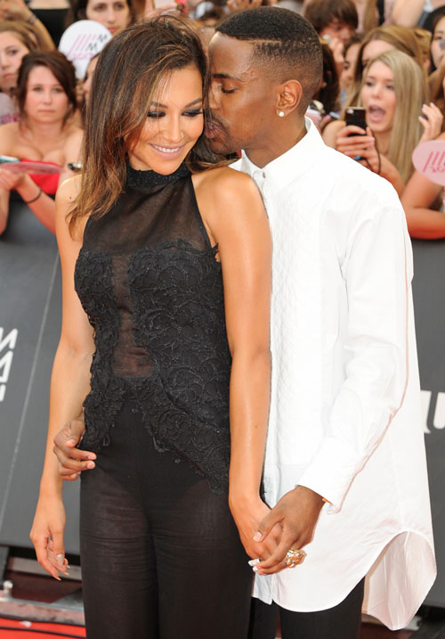 "Naya Rivera's First Single Features Boyfriend Big Sean — Listen to ""Sorry""!"