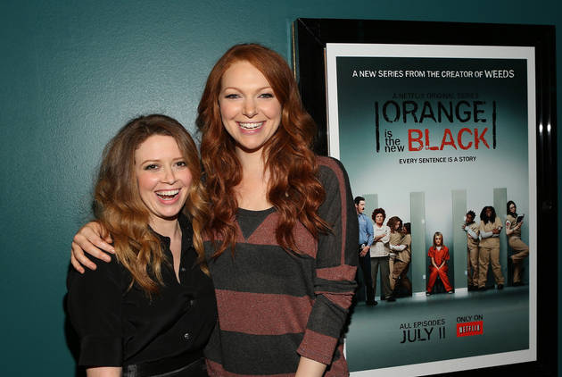 Orange Is The New Black Season 2: Will Laura Prepon Be Back?