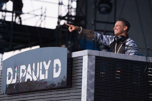 Pauly D Shares Epic Tour Promo Video on Instagram