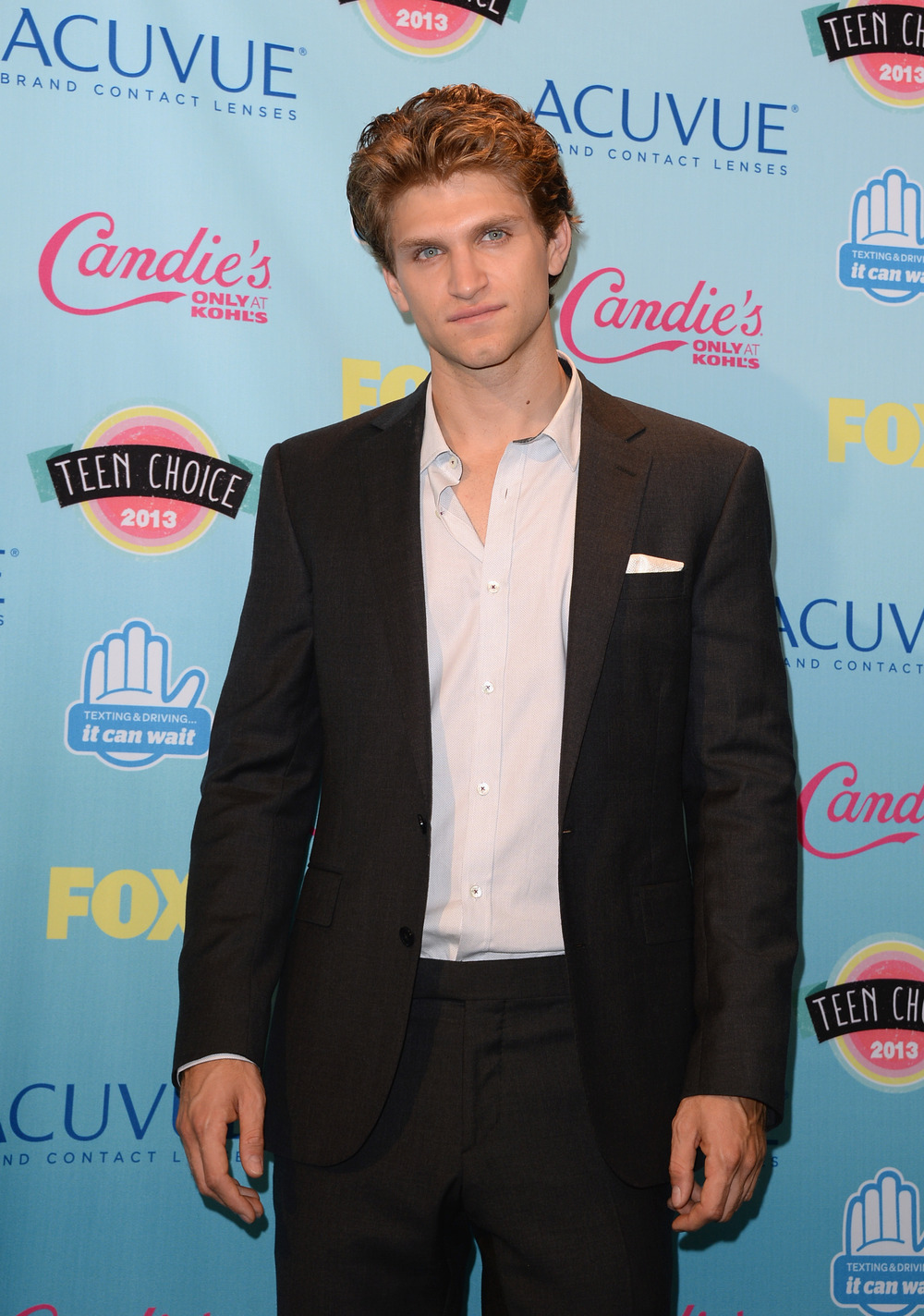 Red Coat's True Identity: Pretty Little Liars' Keegan Allen Says — Exclusive