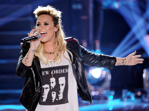 Demi Lovato Joins Glee: 5 Songs She Should Sing (VIDEOS)