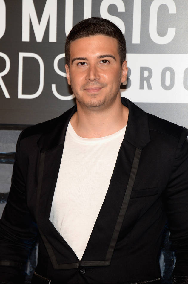 2013 MTV Video Music Awards: Who Did Vinny Guadagnino Bring as His Date?