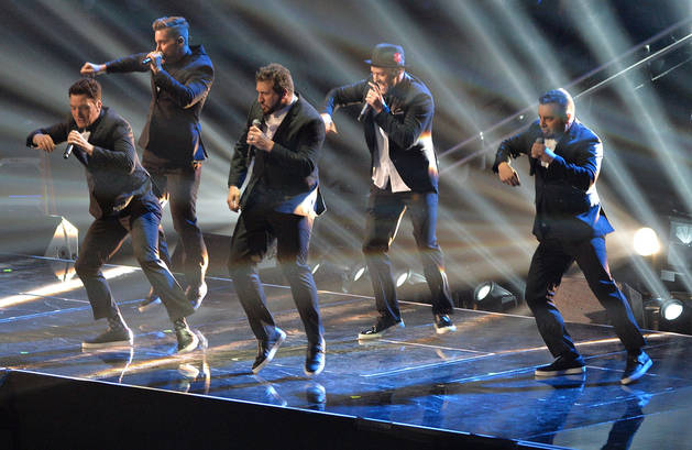 Is *N SYNC Going on Tour Post-VMA Performance? JC Chasez Says…