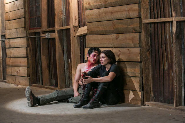 The Walking Dead Season 4: Will Glenn and Maggie Be Used Against Each Other?