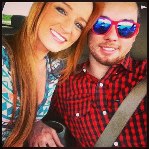 Maci Bookout Reunites With Her Boyfriend For 22nd Birthday!