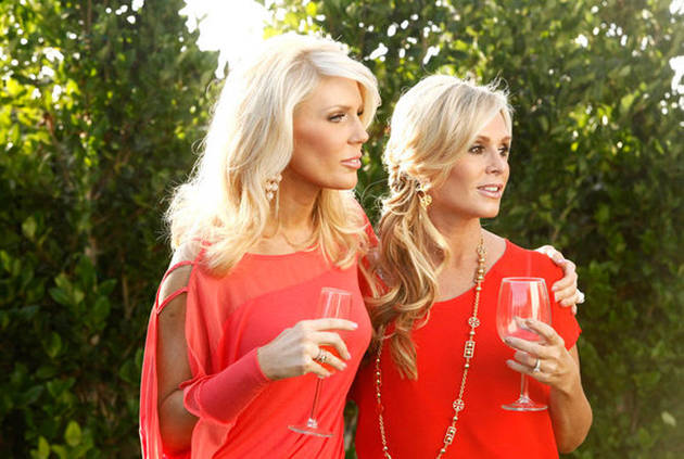 Tamra Barney Shares Shocking, Sexy Photo of Gretchen Rossi — See It!