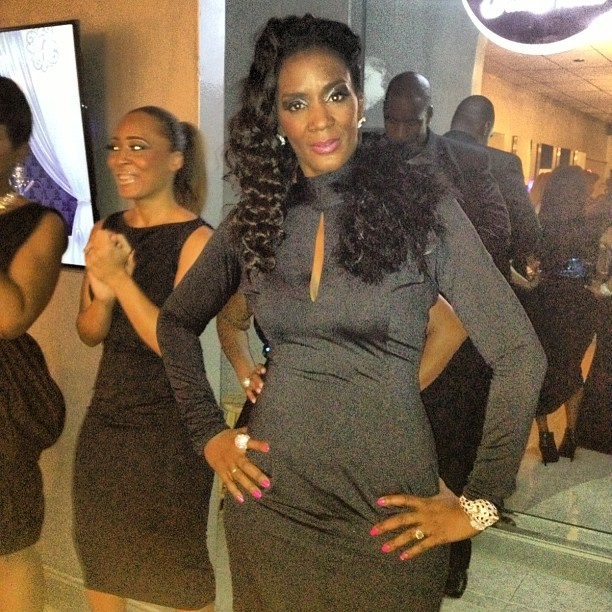 Love & Hip Hop Atlanta's Momma Dee Spotted on Date With Shay Buckeey Johnson (PHOTO)