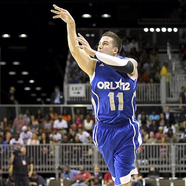 Vinny Guadagnino Shows Off Amazing Basketball Skills in Throwback Pic! (PHOTO)