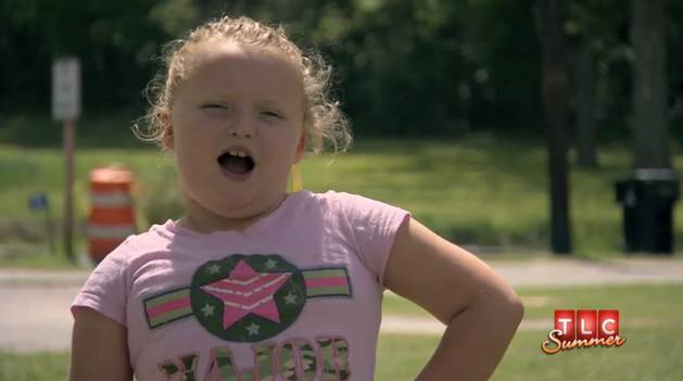 Honey Boo Boo's Family Made a Game Out of WHAT Disgusting Thing? (VIDEO)