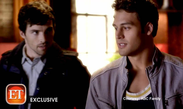Pretty Little Liars Spoiler: What's Ezra's Reaction When He Finally Meets Jake?
