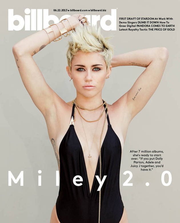Miley Cyrus's Next Album Will Be Called…