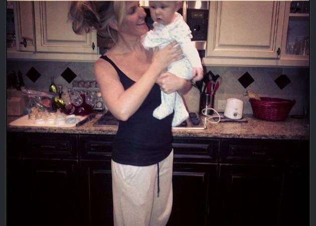 "Pregnant Kim Zolciak on the Future: ""No More Babies and No More Moving"""