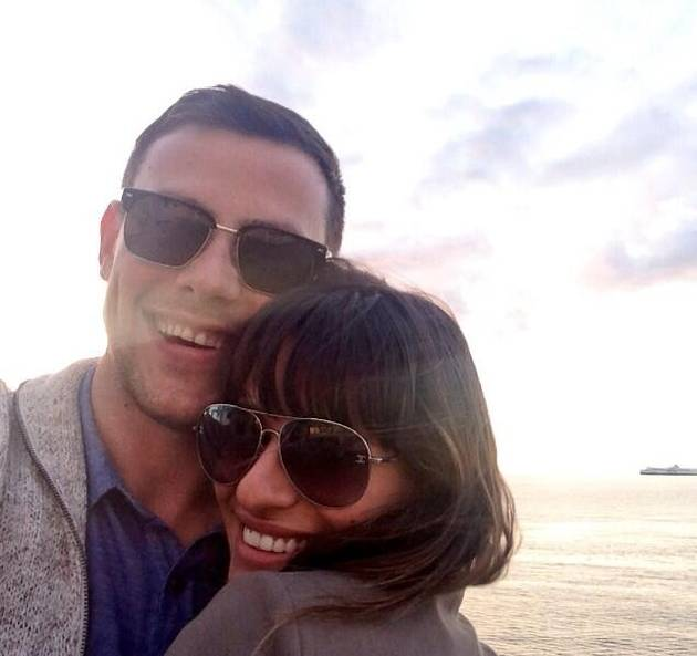 Lea Michele Cries Every Day Since Cory Monteith's Death — Report