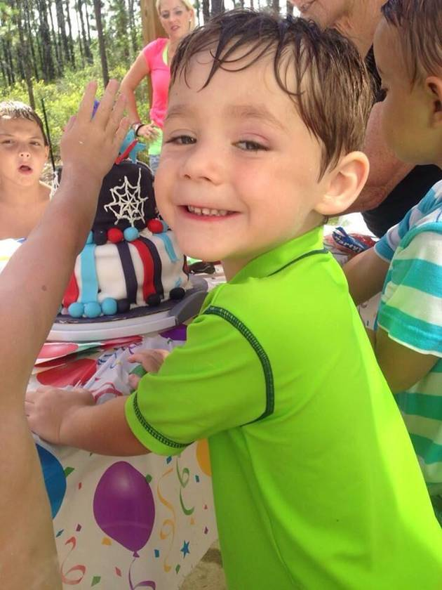 Jace Evans's 4th Birthday Party — Cameras Spotted Filming! (PHOTOS)