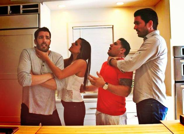 Sammi Sweetheart and Ronnie Magro's Secret Project Revealed — With HGTV! (PHOTO)