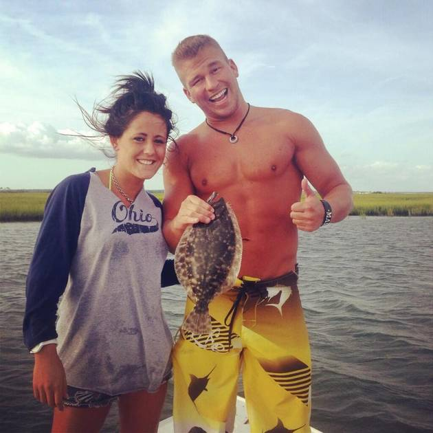 Jenelle Evans Convinces Boyfriend Nathan Griffith to Start Fighting!