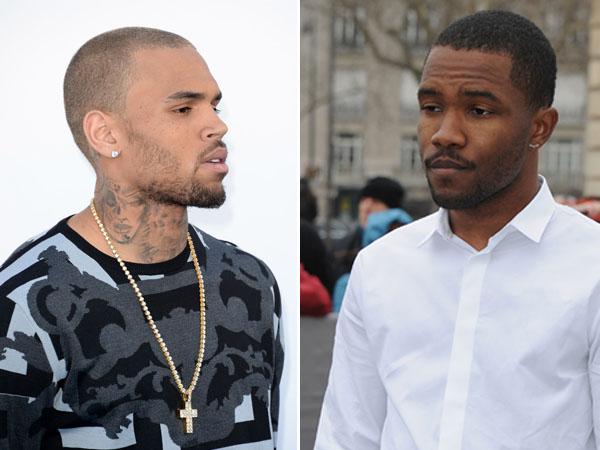 Frank Ocean: Chris Brown Used Homophobic Slur Against Me