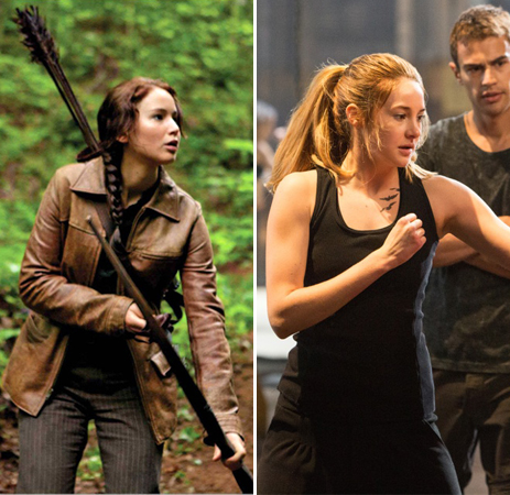 Is Divergent Better Than Hunger Games? An Analysis of Their Trailers