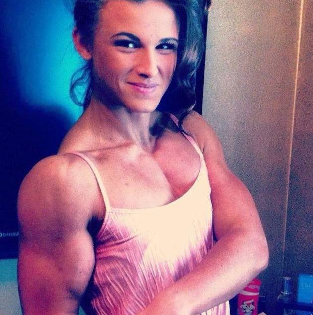 Teen Female Bodybuilder Bullied For Her Ripped Physique