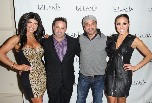 Melissa Gorga Suspects Teresa Giudice Was Involved With Cheating Rumors (VIDEO)