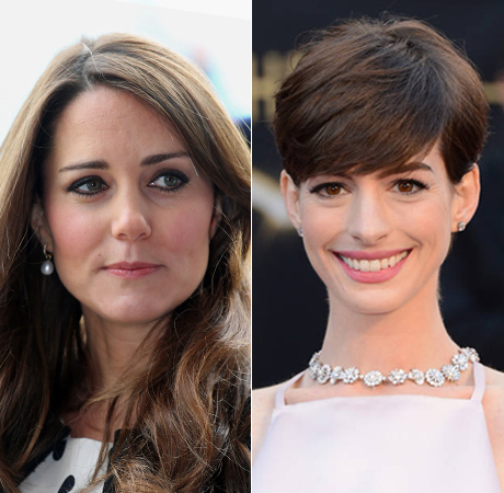 Anne Hathaway Should Play Kate Middleton — According to WHO?